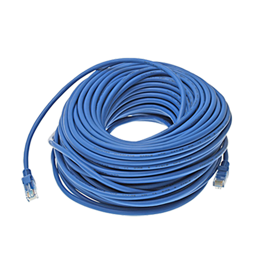 82FT 82 FT RJ45 CAT5 CAT 5E CAT5E Ethernet LAN Network Cable Blue