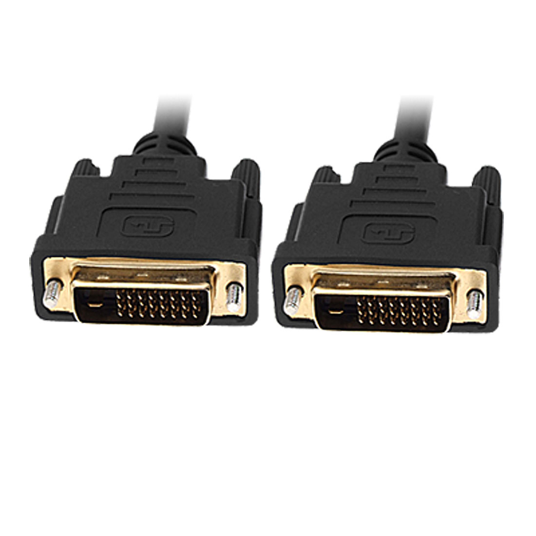 DVI-D 24+1 Male to Male LCD Video Adapter Cable 3 Meters