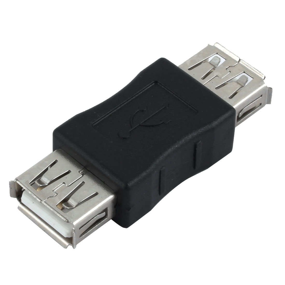 Female to Female Type A USB 2.0 Converter Adapter