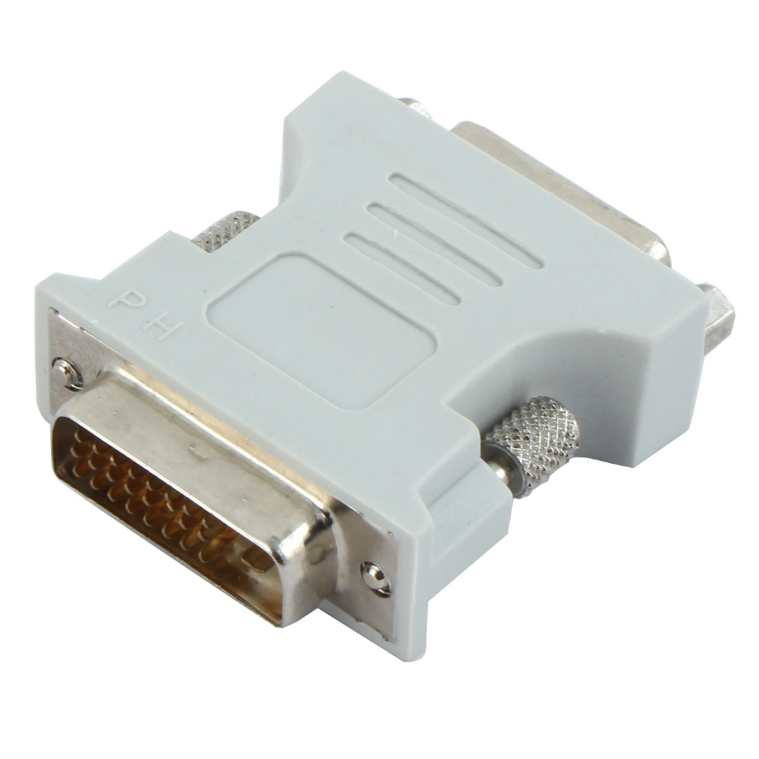 DVI-D 24+1 Male to DVI-I 24+5 Female PC Adapter Converter