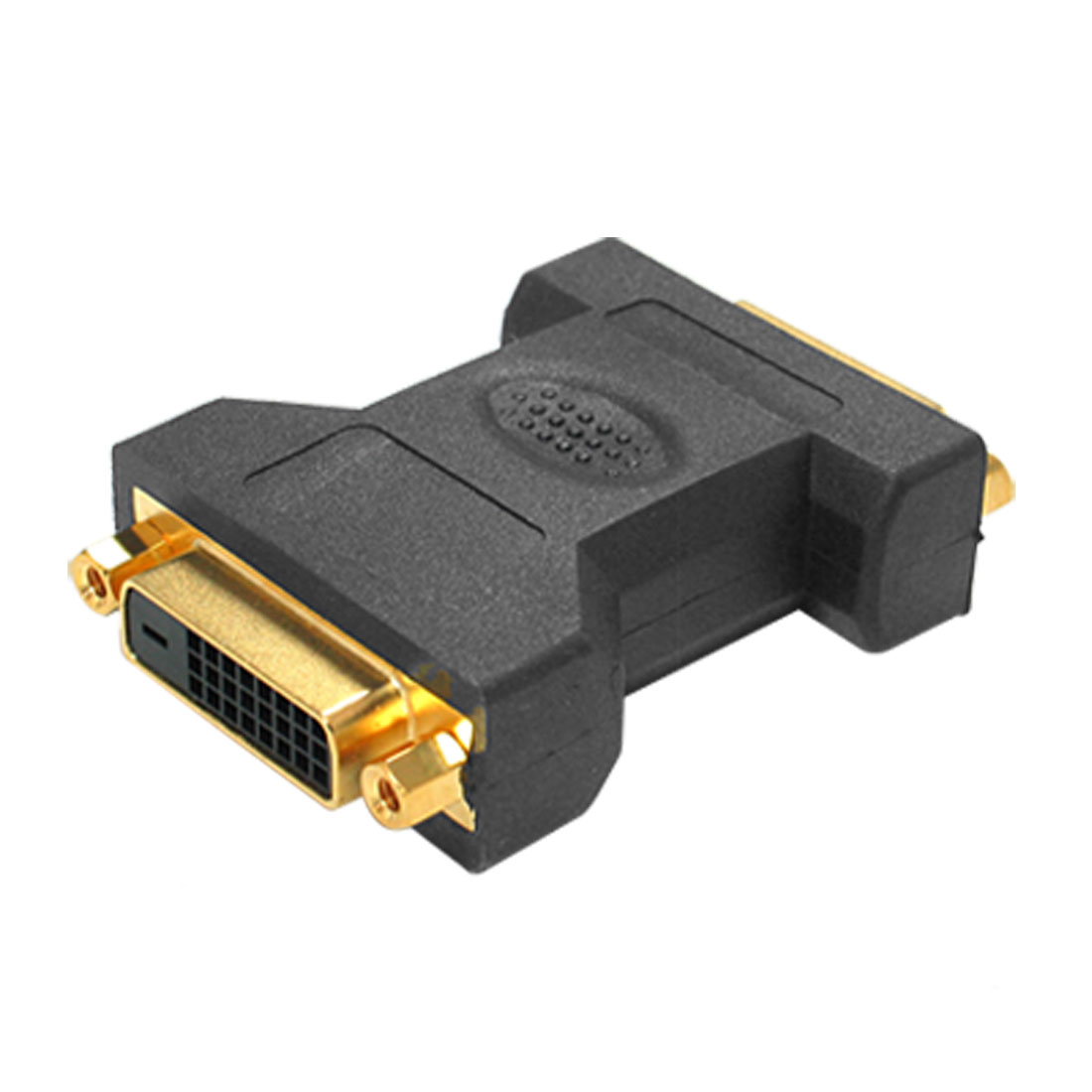 DVI-D to DVI-D Female HDTV TV PC Adapter Converter