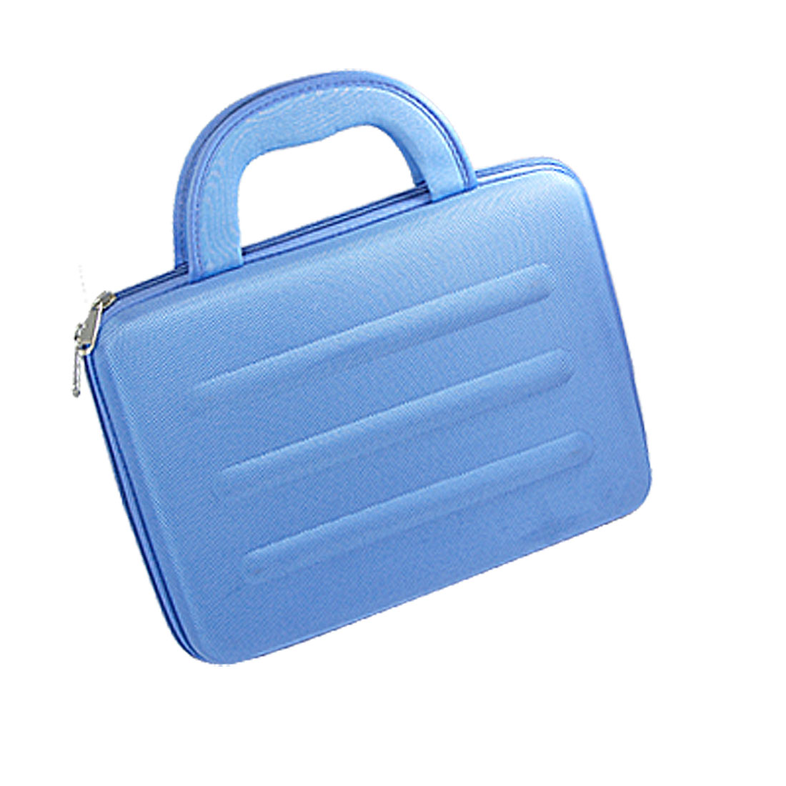 "10"" 10.1"" 10.2"" Blue Mini Notebook Laptop Sleeve Bag Case Zipper for Cell Phone"