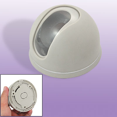 Indoor Plastic Dome CCTV Camera Box Case Protector