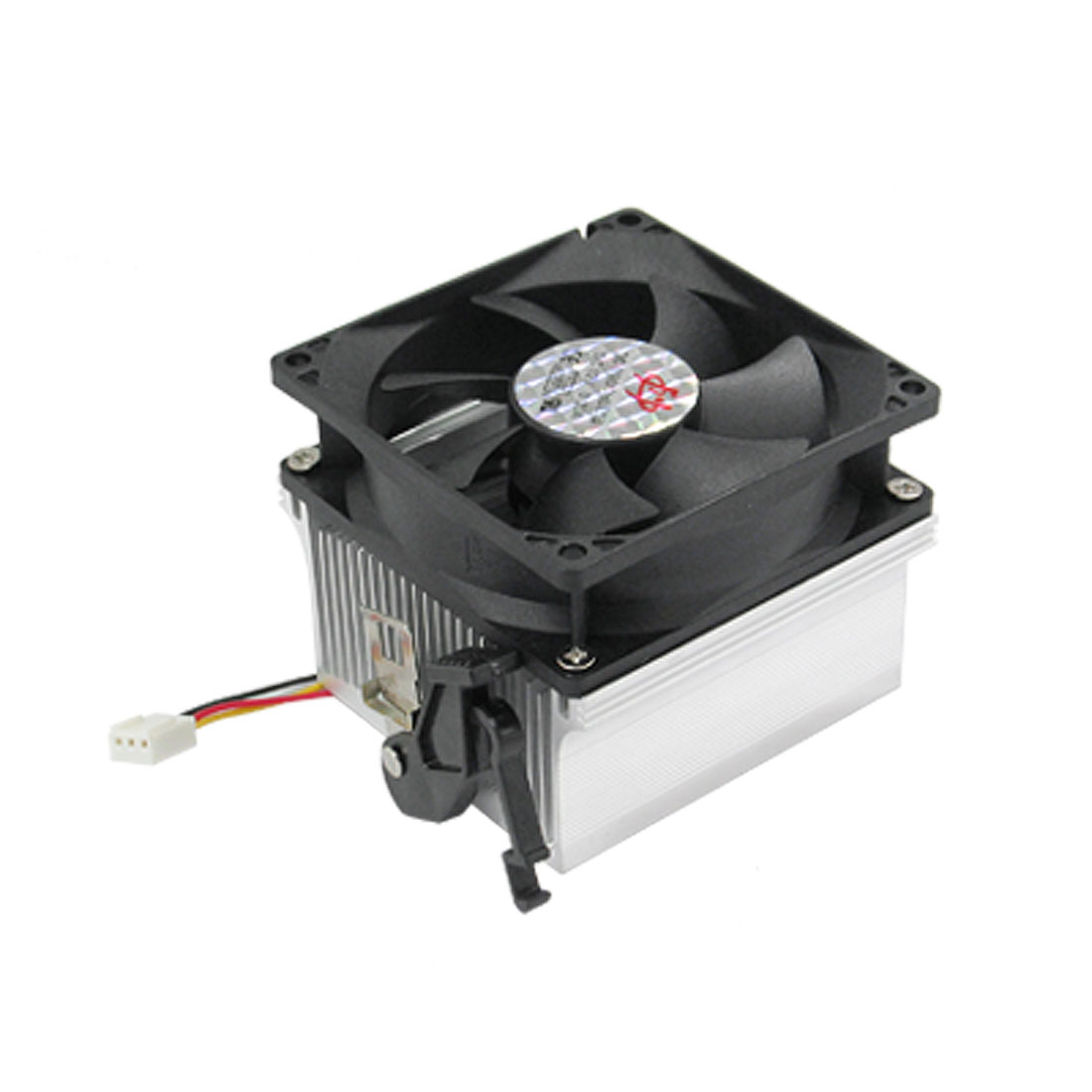 New Sleeve Bearing 3Pin CPU Heatsink Fan for AMD Socket 754 939 940 Athlon 64