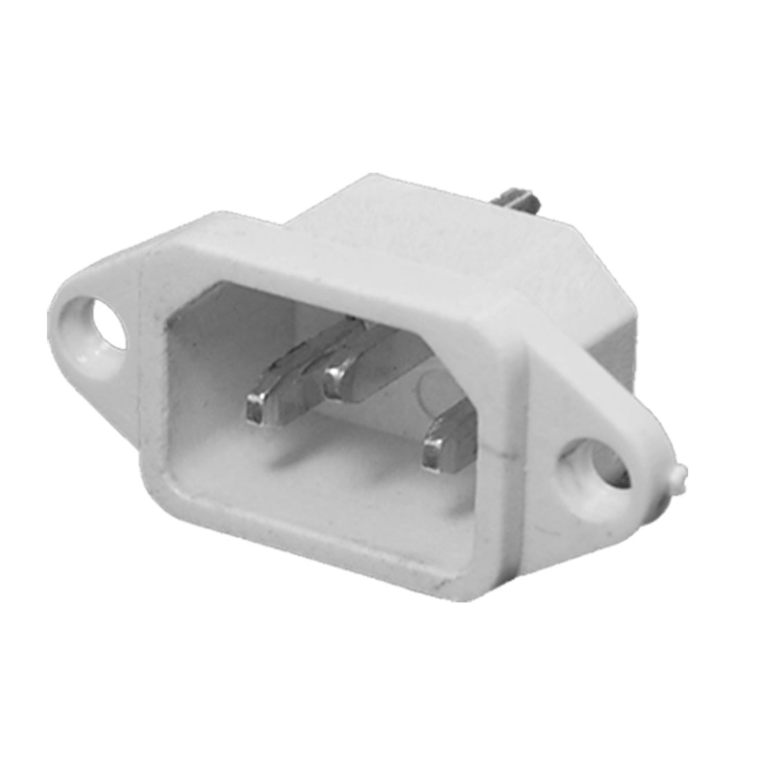 10A 250V UK Electrical Cooker Plug Replacement White