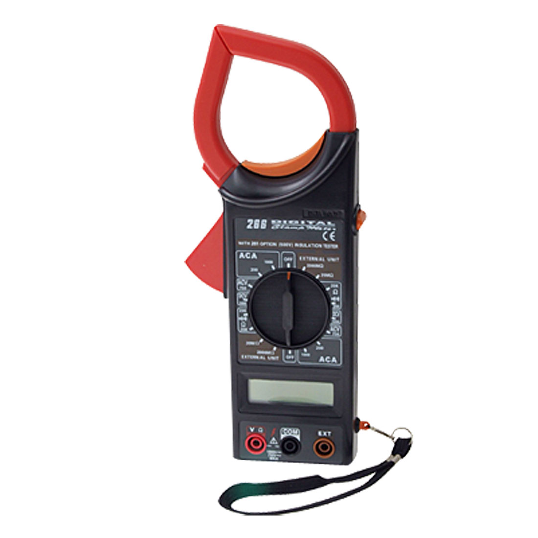 Portable Professional LCD Digital Clamp Meter Tester