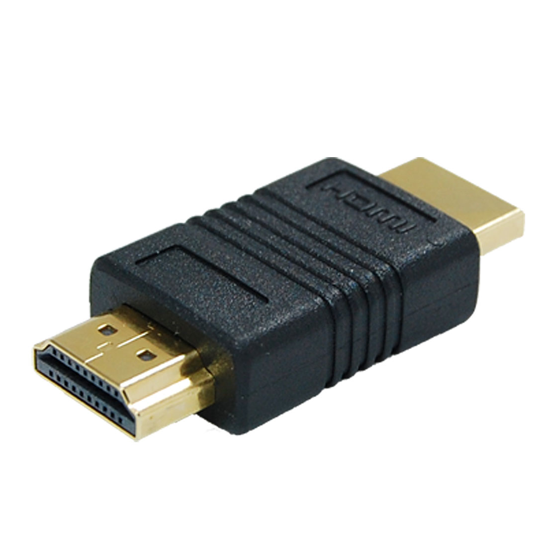 19 Pin HDMI Male to Male Adapter Coupler for HDTV
