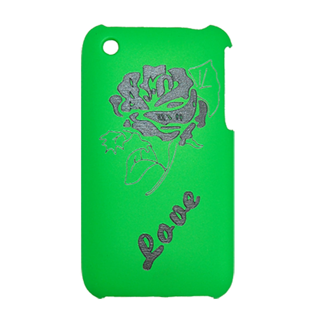 Professional Protector Back Cover Case for iPhone 3G