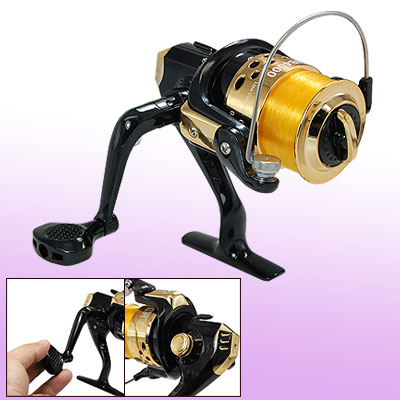 Fishing Gear Ratio 5.2:1 3 Ball Bearing Spinning Reel