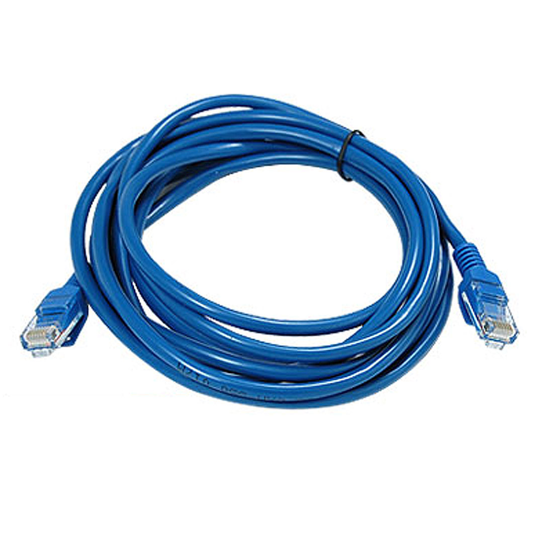 9.5 ft Feet 2.9M RJ45 CAT5E LAN Network Cable Blue for Ethernet Router Switch