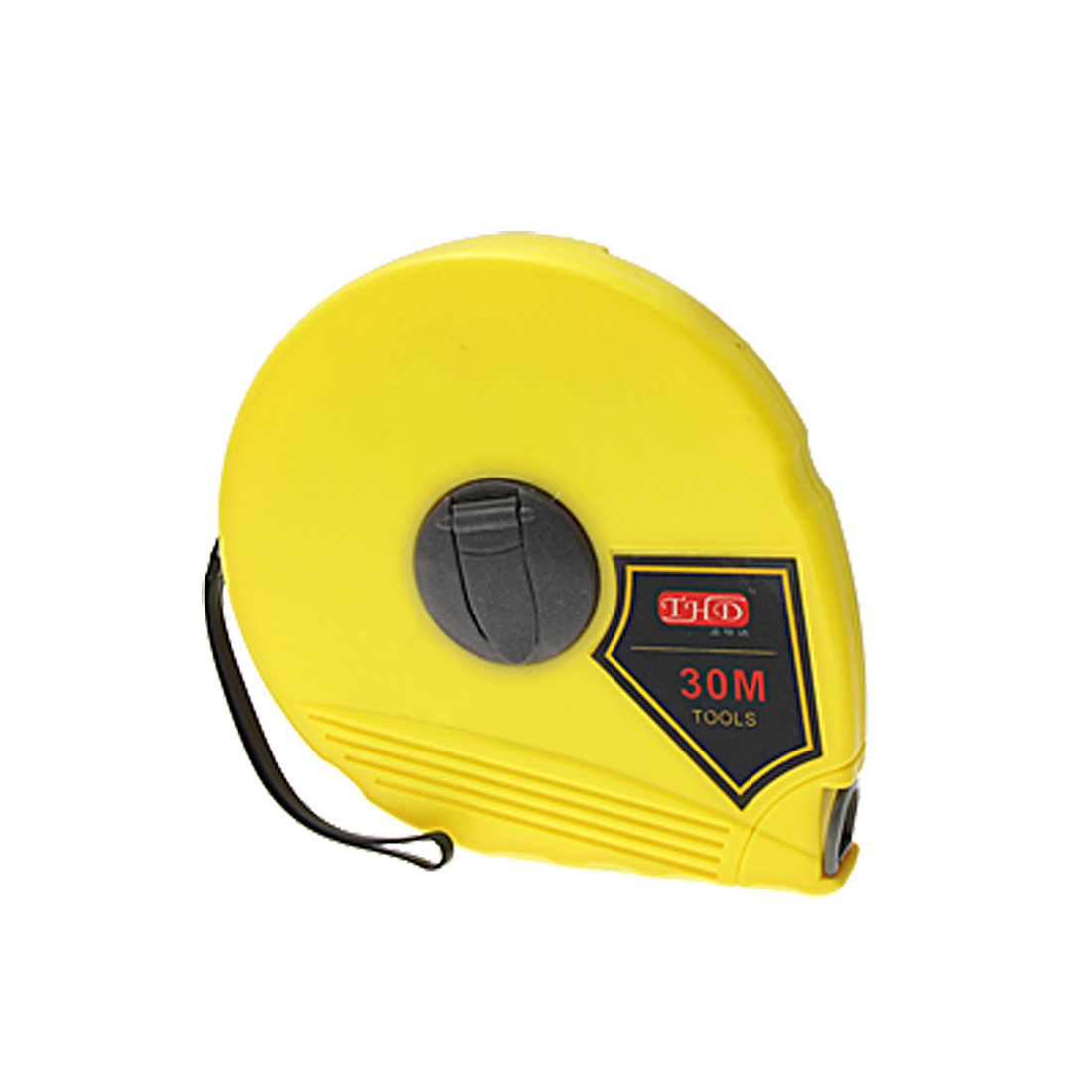 30m Long Yellow Measuring Tool Retractable Tape Measure for Surveyors