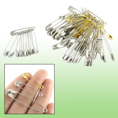 Family Metal Clothing Trimming Fastener Tool Clip Buttons Safety Pins 70 in 1