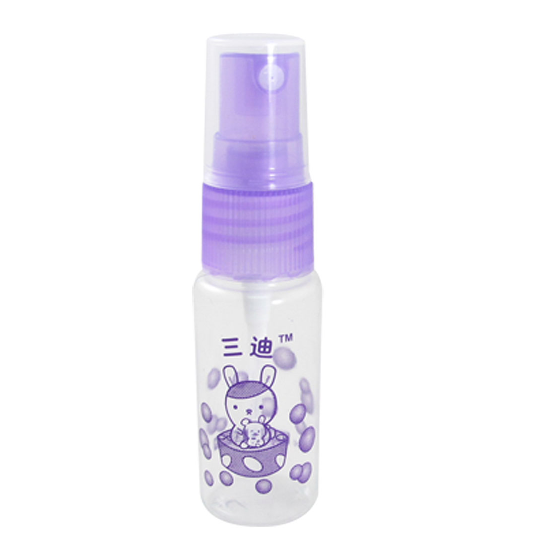 Purple Empty Perfume Bottle Atomizers Spray Bottle 20ML