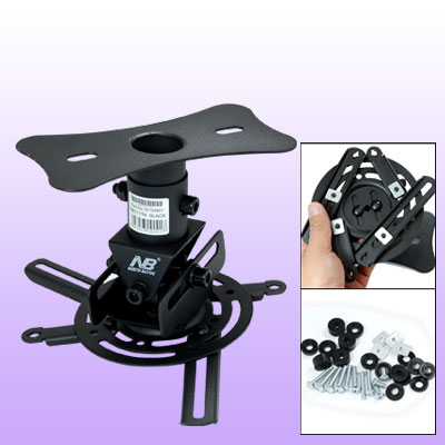 TV Flat Panel Projector Ceiling Mount Wall Bracket Stent
