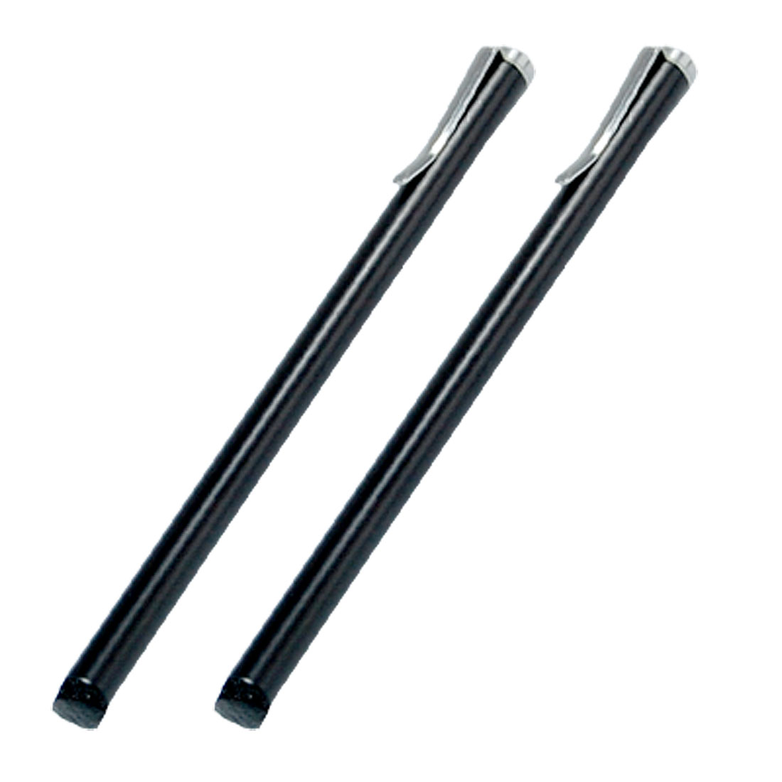 "4"" Compact Black Stylus Pen 2pcs for Mobile Phone"