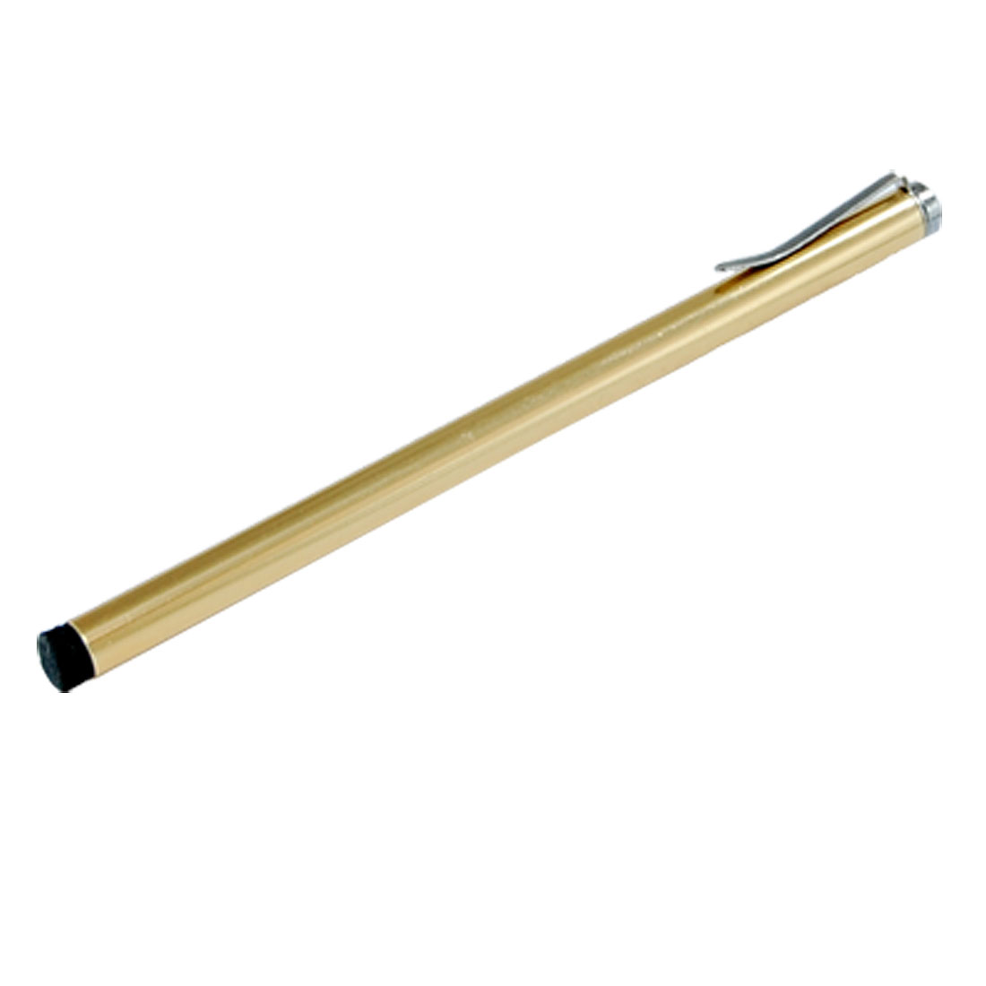 Alloy Body Touchpad Stylus Pen for Mobile Phone Gold Tone 2pcs