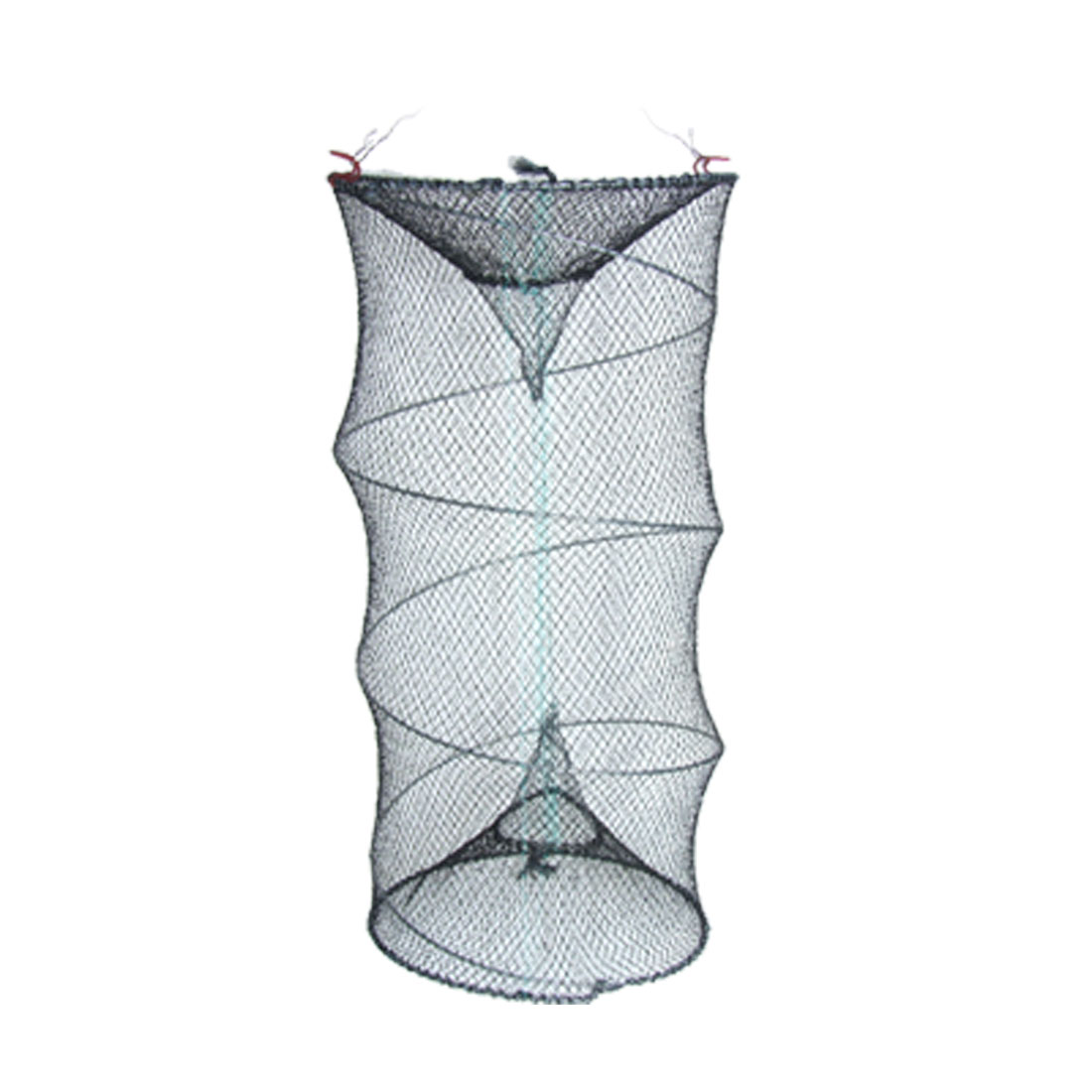Large 4 Layers Collapsible Fishing Taking Mesh Bag Net