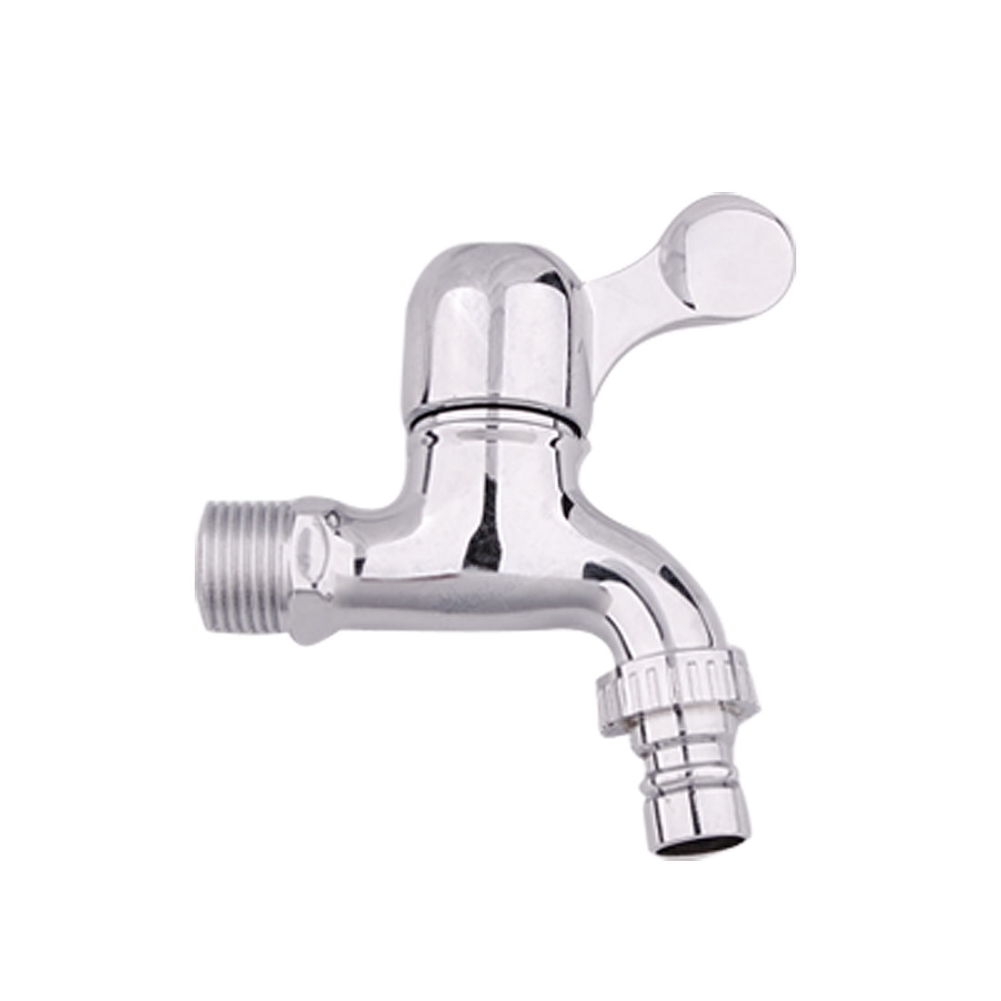 Family Garden Kitchen Plastic Alloy Plated Water Tap Faucet