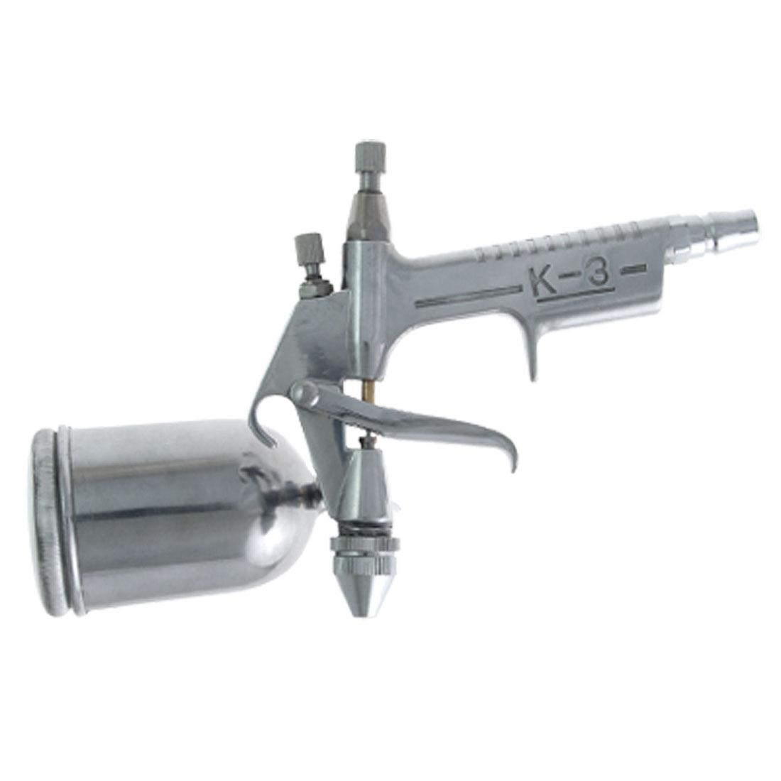 Mini 0.5 K3 HVLP Gravity Feed Paint Spray Gun Airbrush