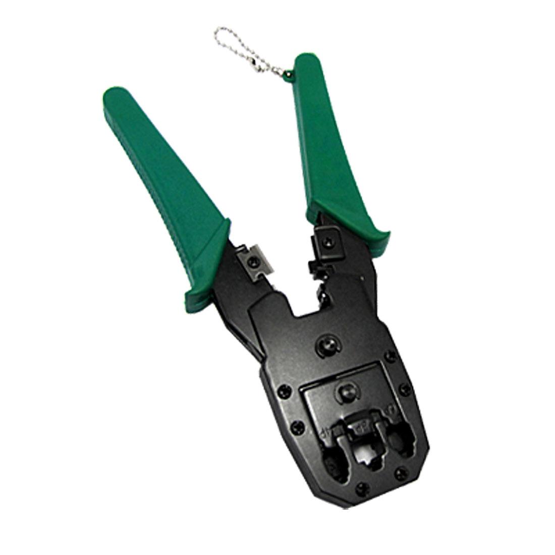 RJ45 RJ11 RJ12 Network Crimper Crimping Pliers Tool