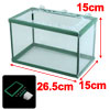 Green Fry Hatchery Net Breeder for Fish Tank Aquarium