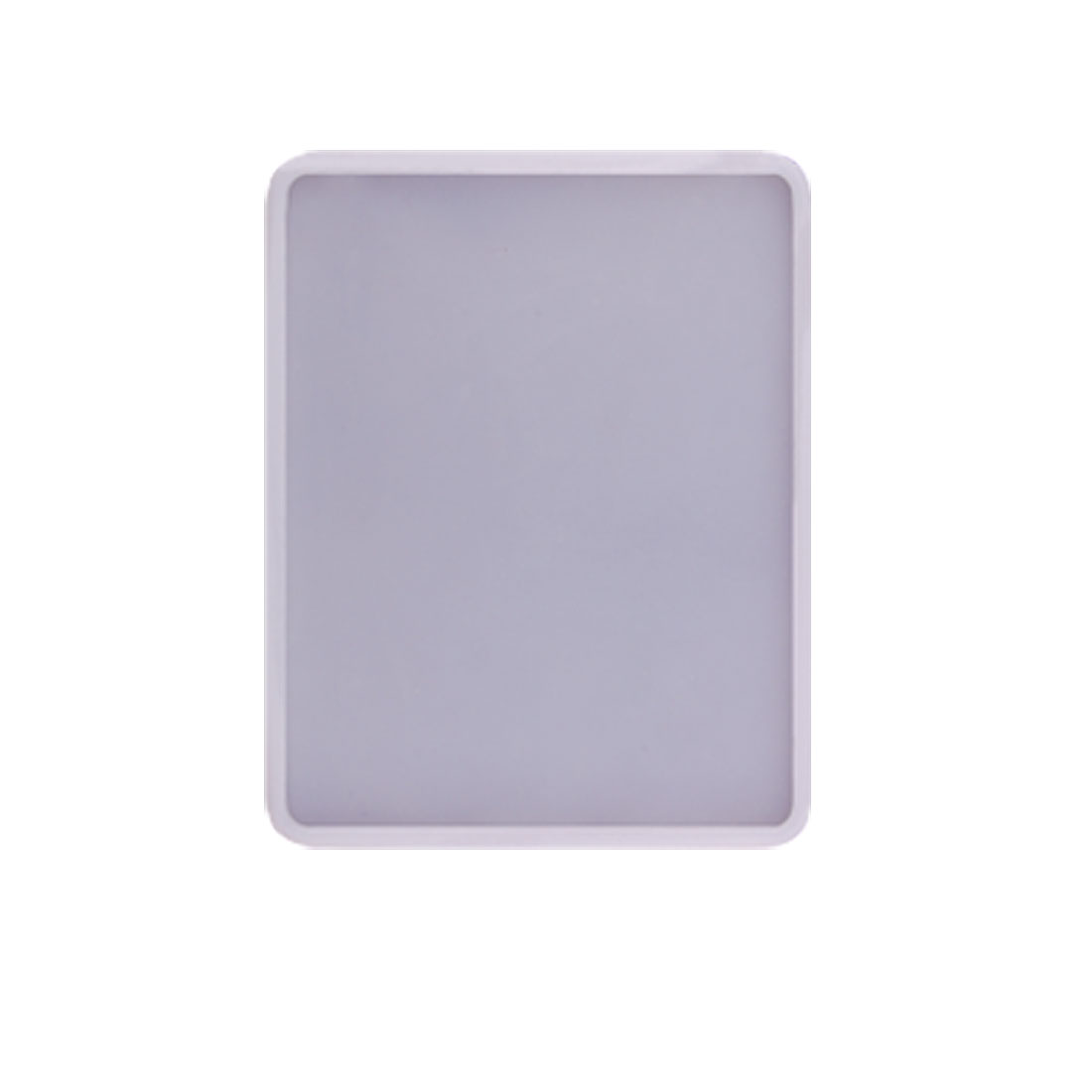 White Protective Silicone Skin Case Shell for Apple iPad 1
