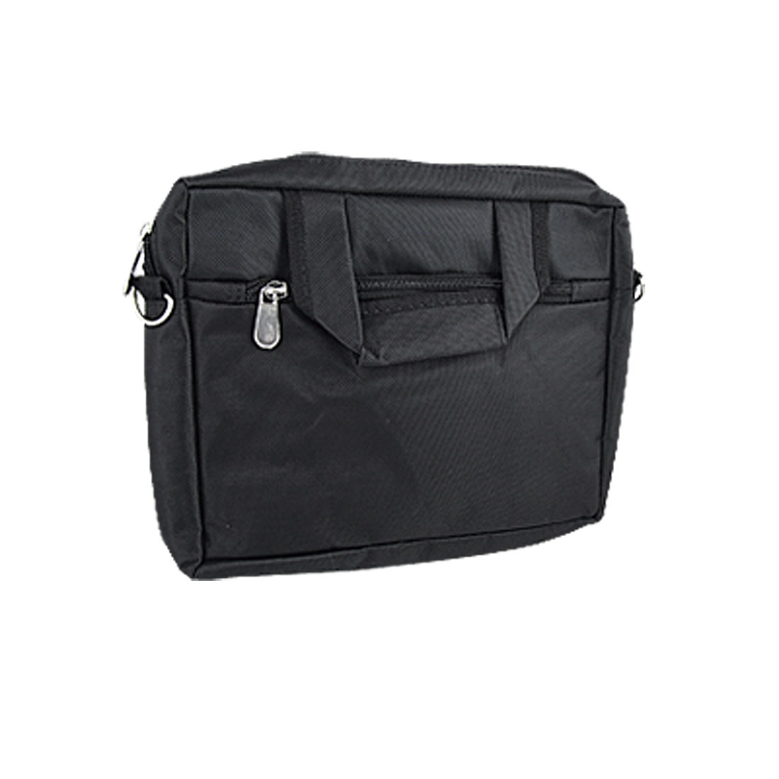 "10"" 10.1"" 10.2"" Black Notebook Laptop Shoulder Bag Carrying Case"