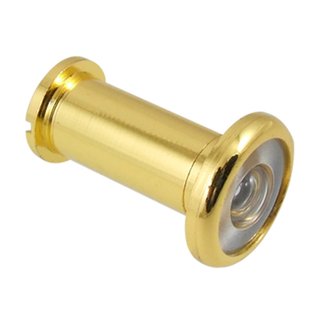 Home Safety 180 Degree Door Viewer Peephole Gold Tone