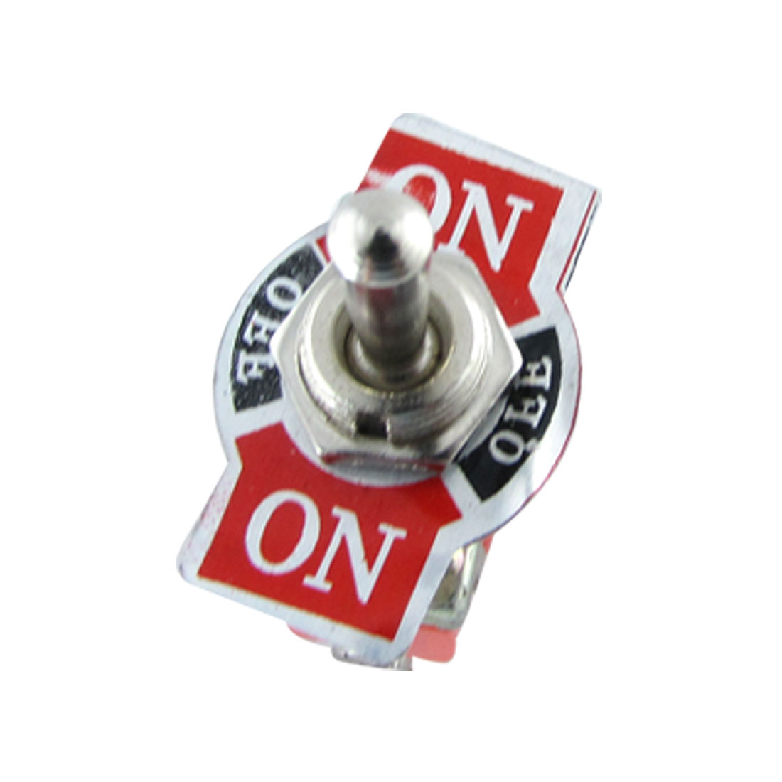 Screw Terminal On-Off-On Toggle Switch 250V 15A 3 Positions
