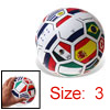 Kids Training Sport Football World Cup Countries Flags Soccer Ball Size 3
