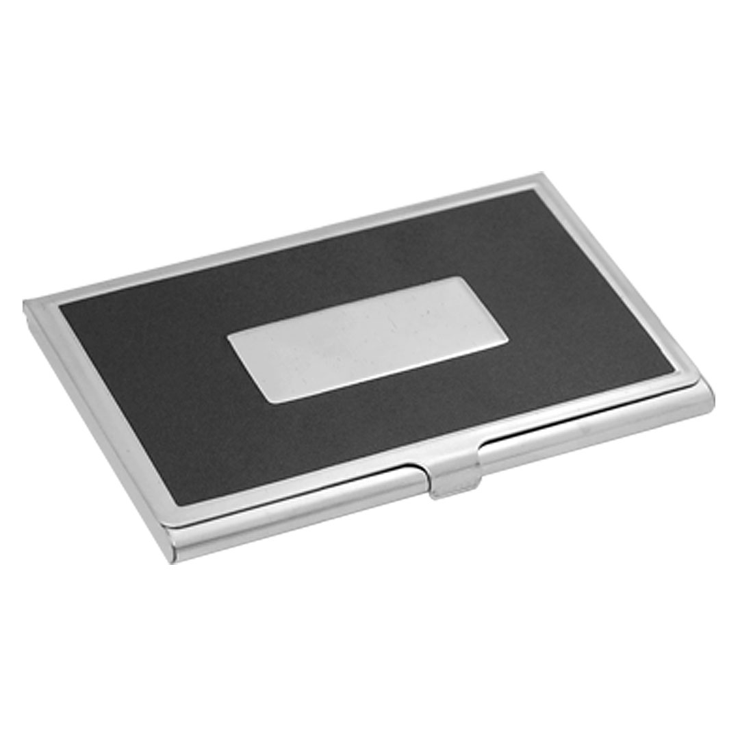 Portable Business Credit Name ID Card Case Steel Holder