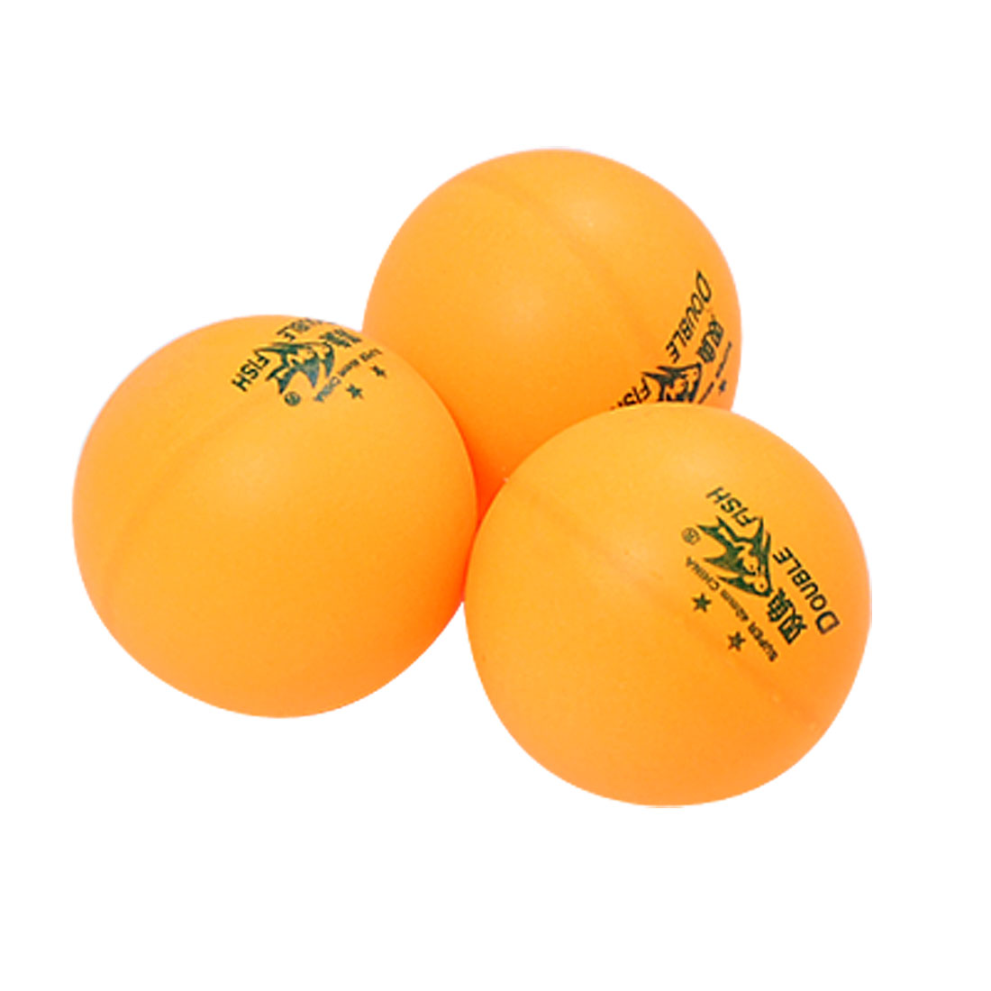 Yellow 40mm Table tennis Ping Pong Balls For Sport Games - 3 in 1