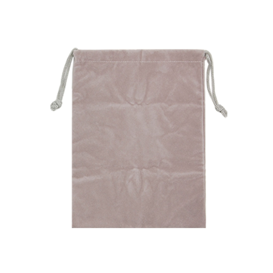 Pale Purple Velvet Cloth Carrying Bag Pouch for Notebook Laptop
