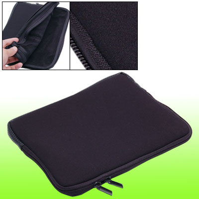Laptop Black Carriable Neoprene Sleeve Bag for Notebook