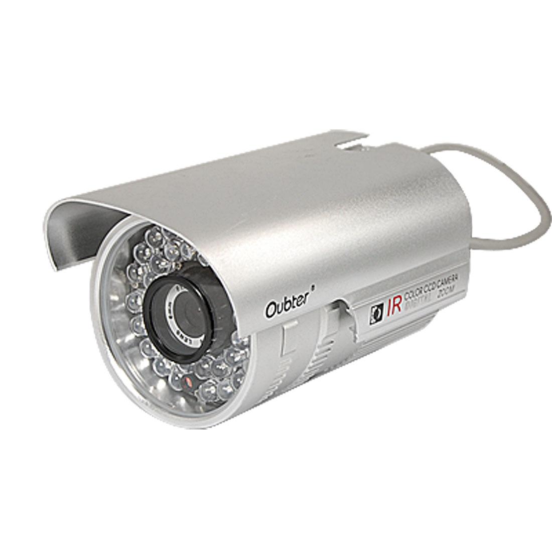 "1/4"" Sharp CCD 36 IR LED Night Vision 420TVL PAL CCTV Security Camera 6mm Lens"