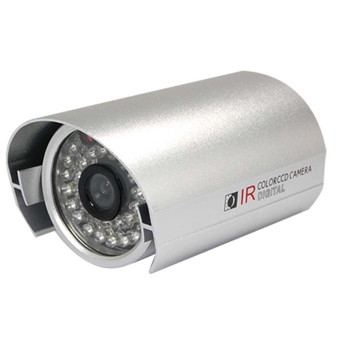 "1/4"" Sharp CCD 36 IR LED Day Night Vision 420TVL PAL Security Camera 6mm Lens"