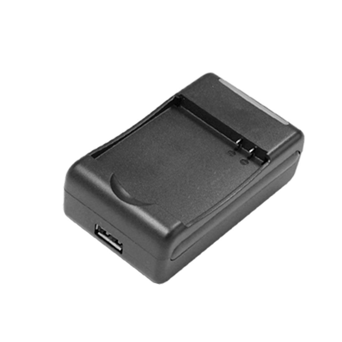 US Plug AC 100V-240V Travel Battery USB Cradle Charger for Motorola XT701 ME601
