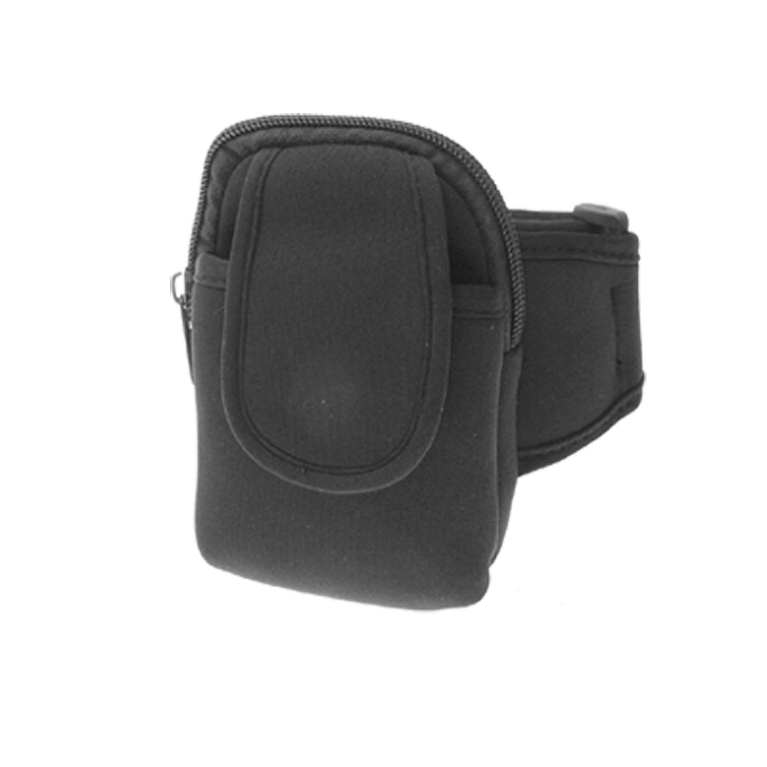 Black Cell Phone MP3 MP4 Pouch Case Armband Bag for Dopod 696