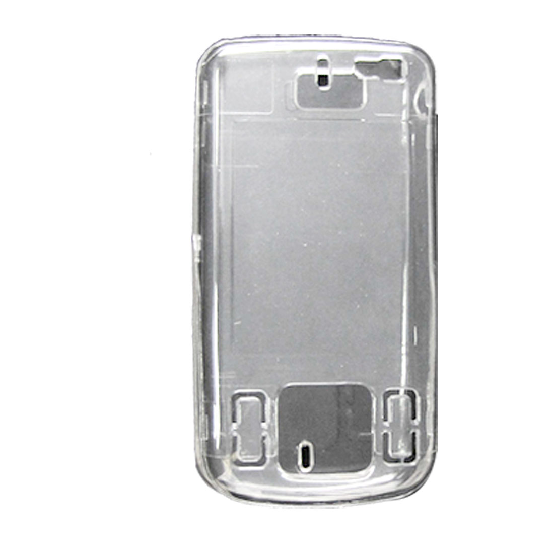 Mobile Phone Hard Plastic Crystal Case for Nokia 6600S