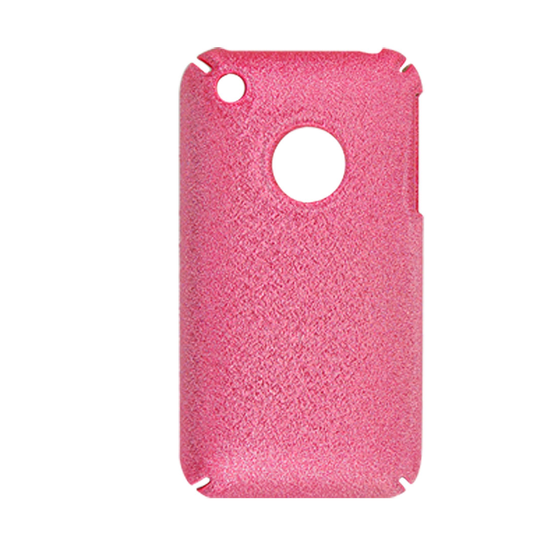 Fit iPhone 3GS Glittery Hard Plastic Back Case Sheild