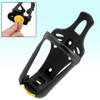 Black Plastic Bicycle Bike Water Bottle Holder Cage Rack
