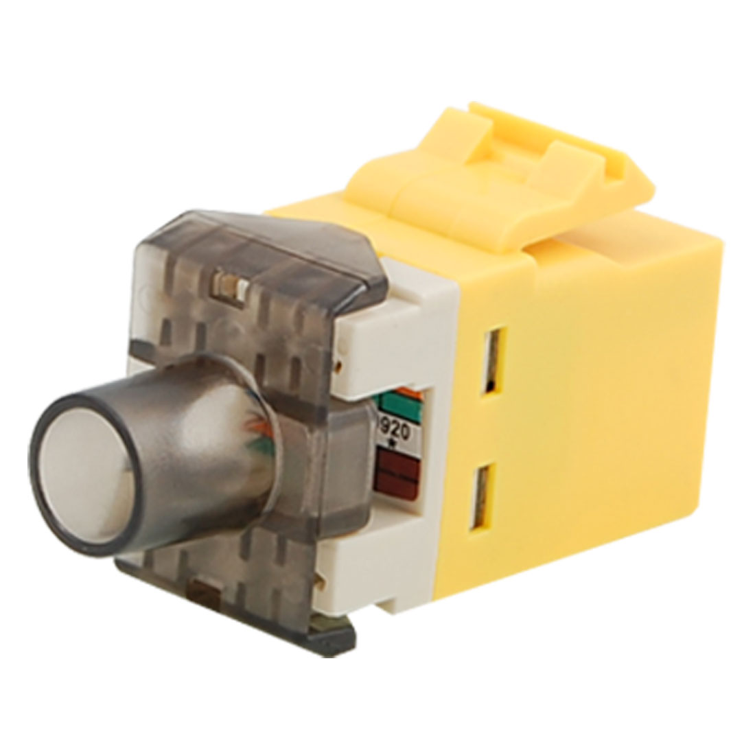 Networking Cate RJ45 Jack Module Connector Adapter