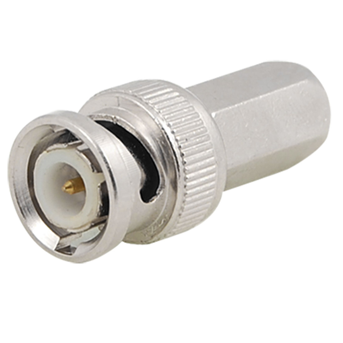 CCTV BNC Twist On RG59 Coax Cable Adapter Connector for Security Camera