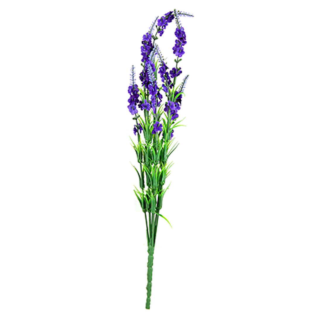Artificial Purple Lavender Flower Bouquet Party Room Decoration