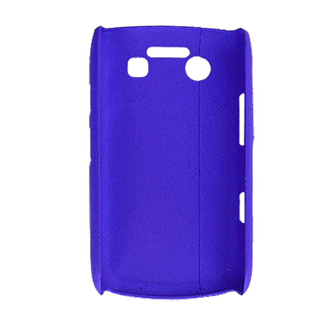 Blue Hard Plastic Protective Back Cover for Blackberry 9700