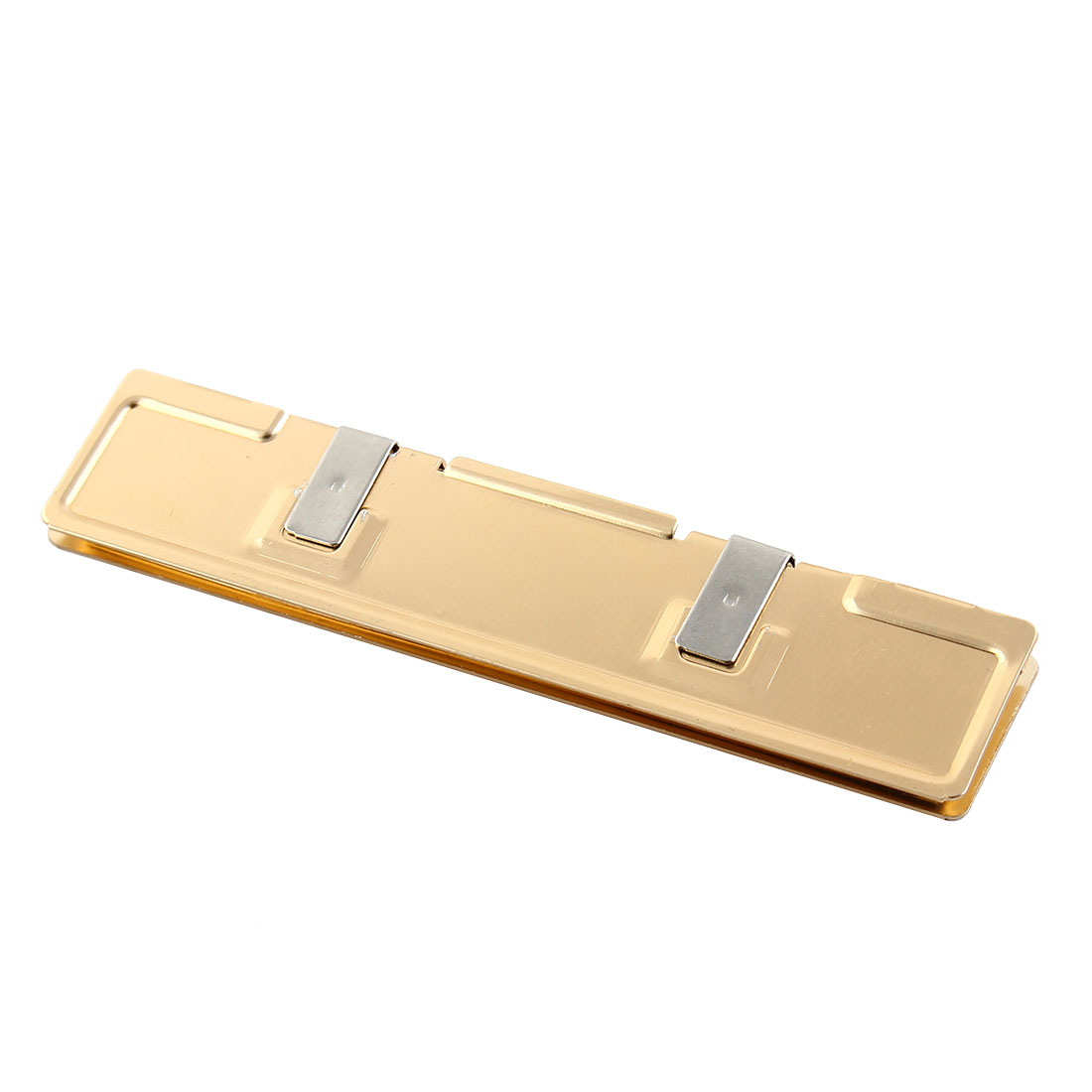 Memory Cooler Heat Spreader Heatsink Shim DDR DDR2 RAM Gold Tone