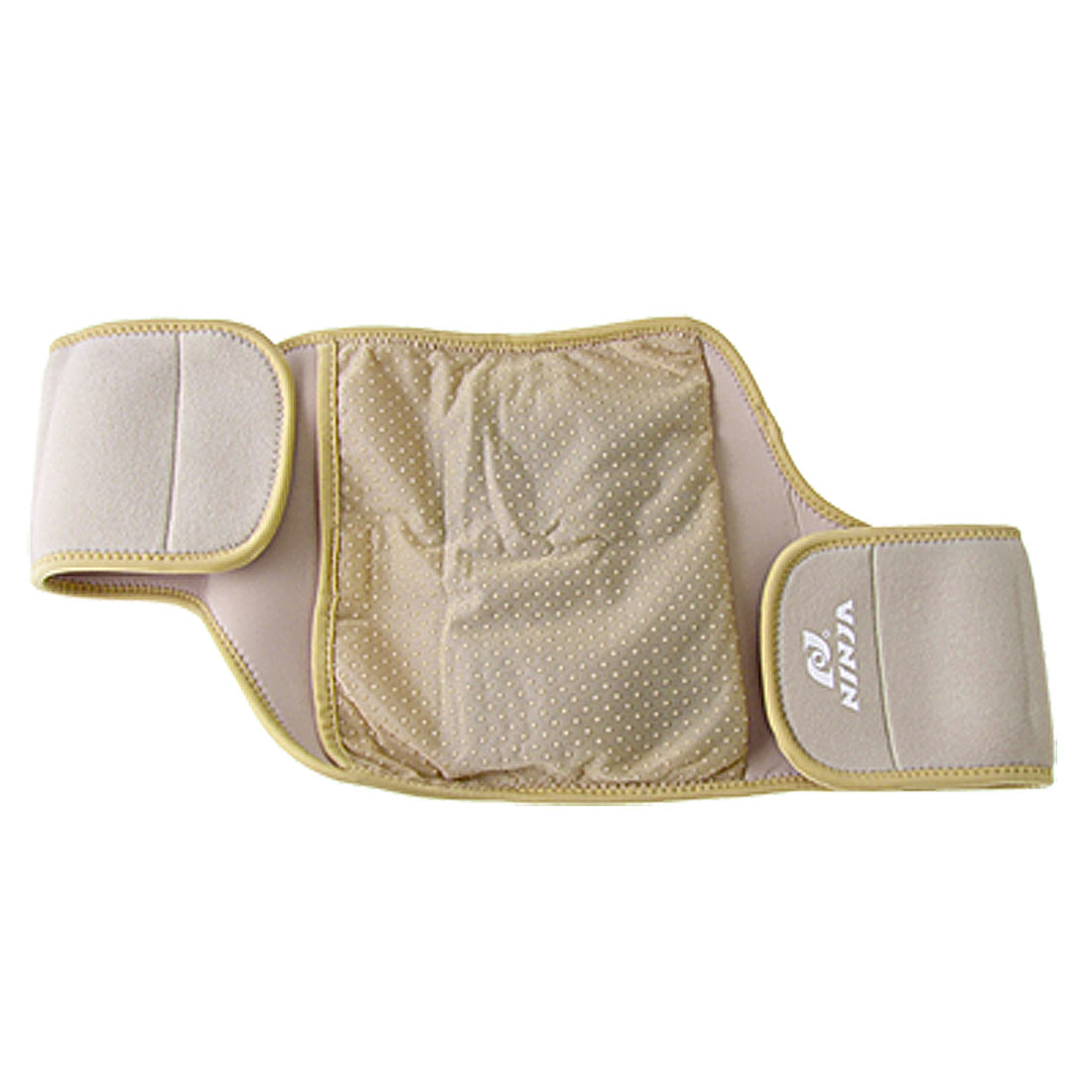 Adjustable Flesh Knee Support Brace Hot Cold Compress