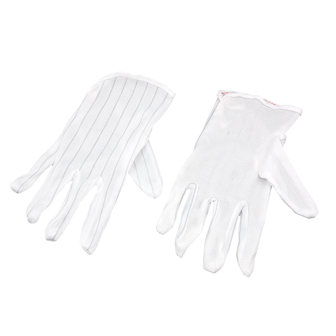 Adult Antislip Gloves White for Cycling Fishing Golf