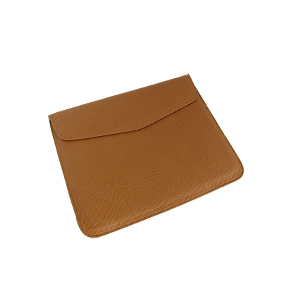 Yellowish-brown External Nonslip Briefcase Style Bag for Notebook