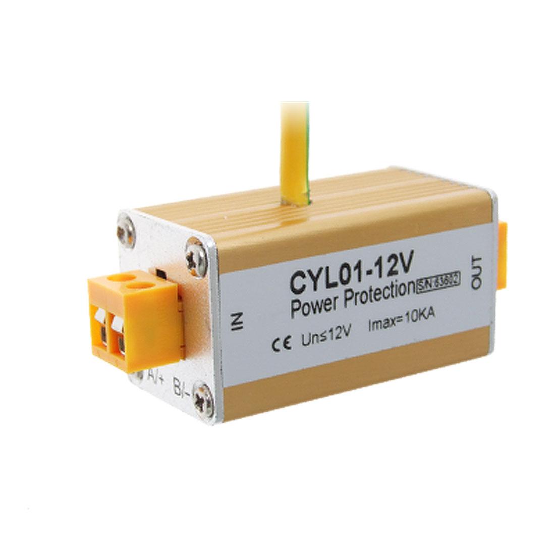 12V Low Power Supply Surge Lightning Arrester Protector